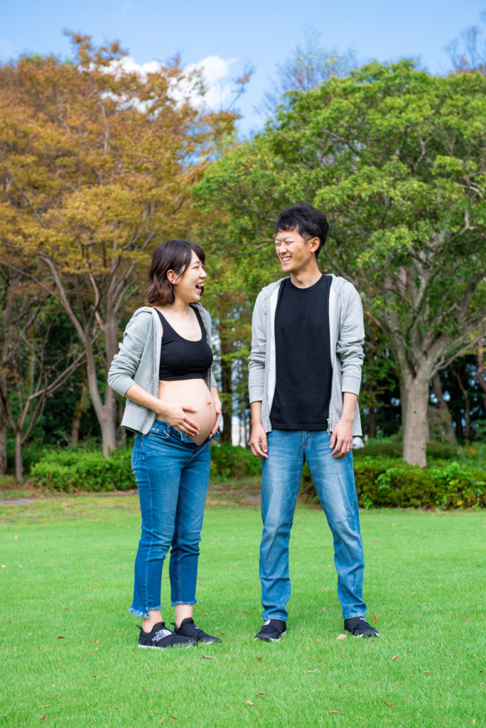 石川県金沢市の写真館が撮るマタニティフォト S様8