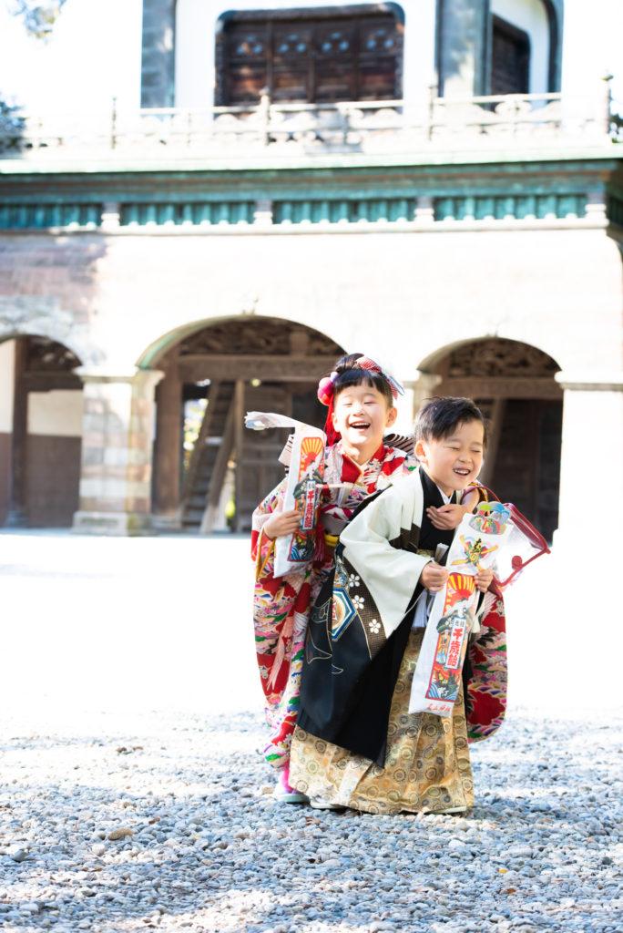 石川県金沢市の写真館が撮る七五三前撮り 034