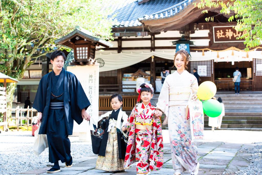 石川県金沢市の写真館が撮る七五三前撮り 039
