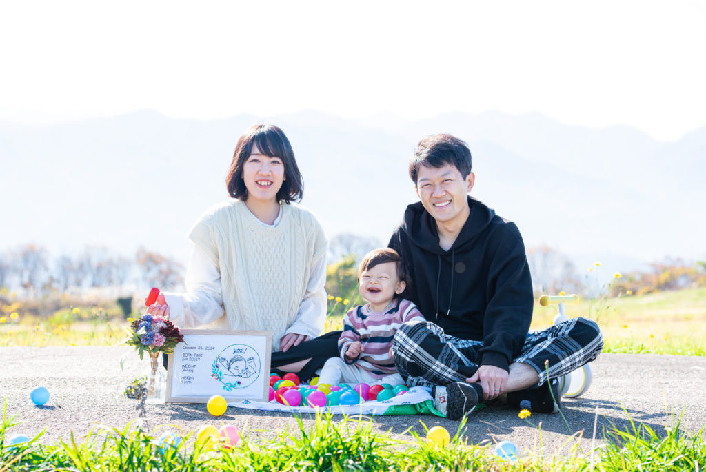 石川県金沢市の写真館が撮る家族写真 002