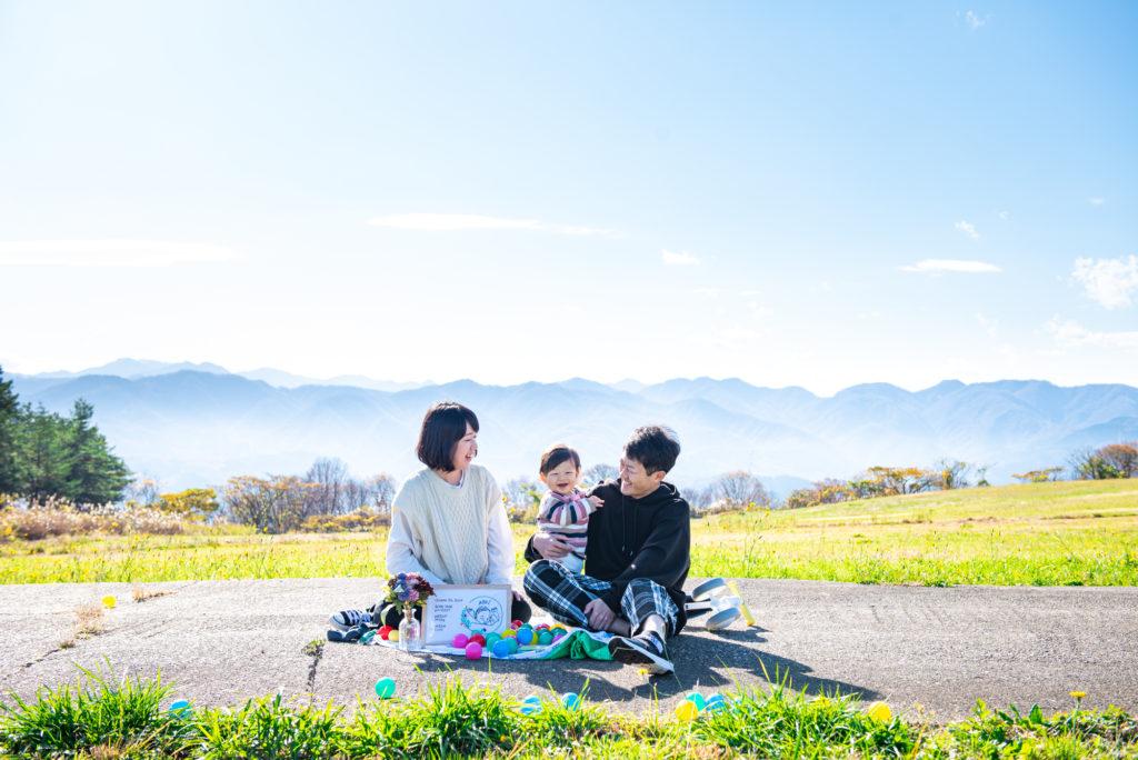 石川県金沢市の写真館が撮る家族写真 006
