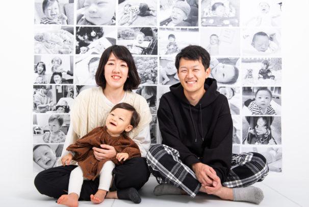 家族写真スタジオ