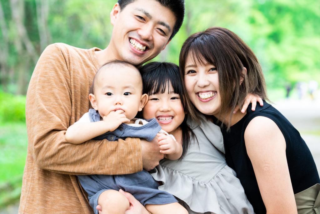 石川県金沢市の写真館が撮る家族写真 012