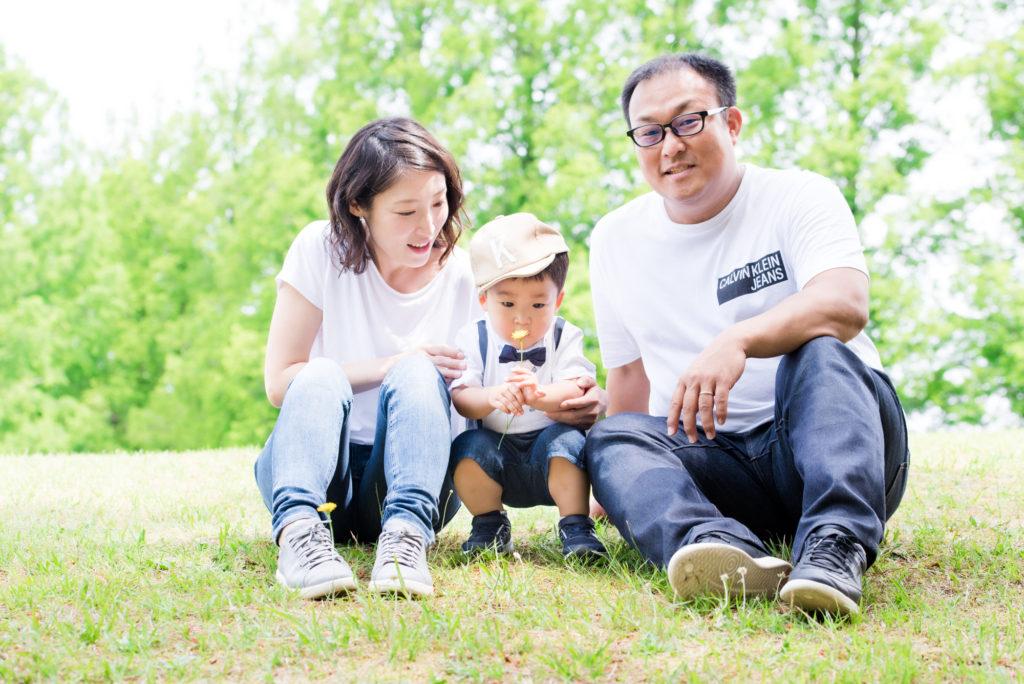 石川県金沢市の写真館が撮る家族写真 044