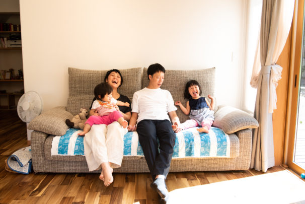家族写真ロケーション