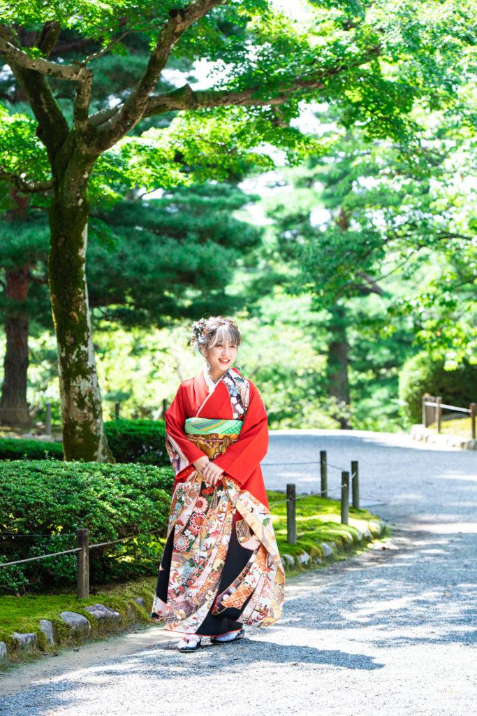 石川県金沢市の写真館が撮る成人式前撮り 001