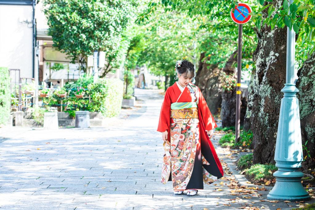 石川県金沢市の写真館が撮る成人式前撮り 004