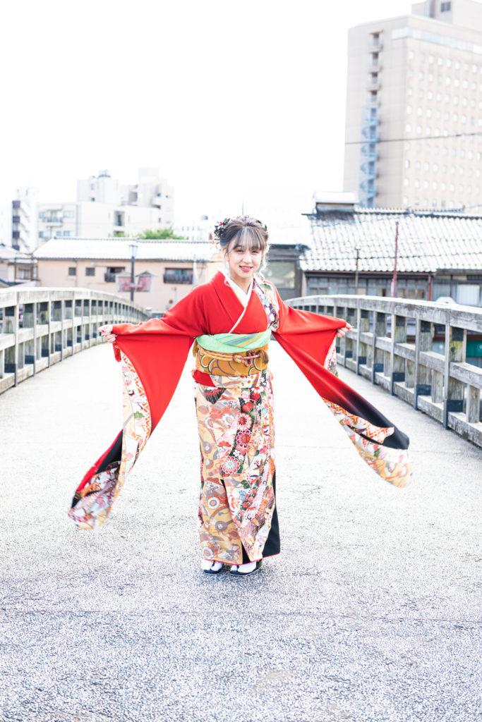 石川県金沢市の写真館が撮る成人式前撮り 007