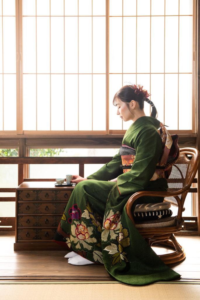 石川県金沢市の写真館が撮る成人式前撮り 014