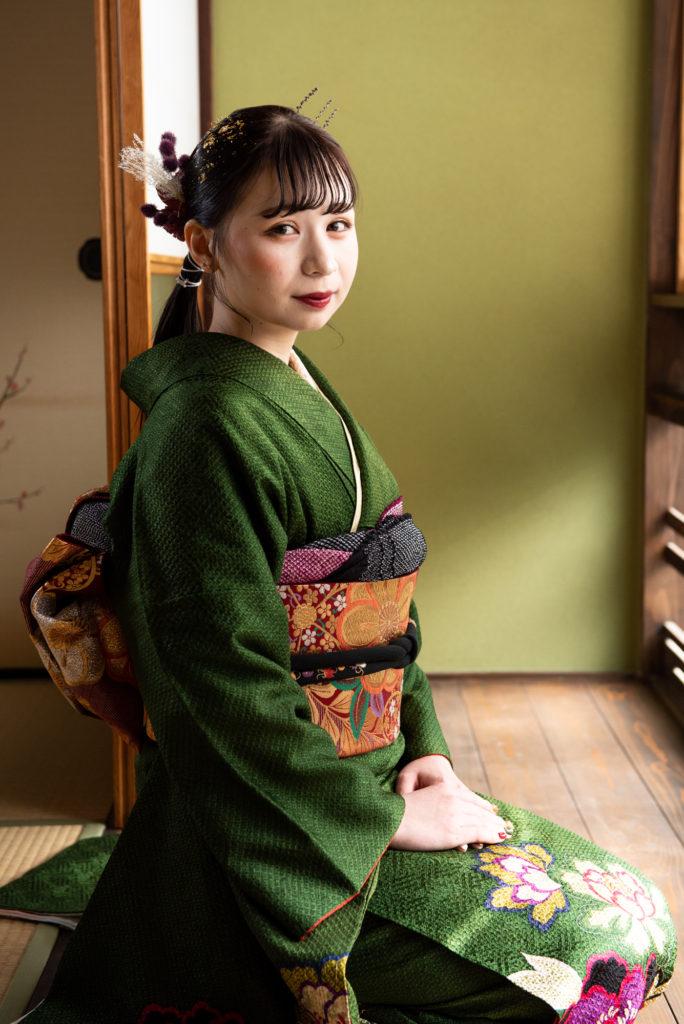 石川県金沢市の写真館が撮る成人式前撮り 017